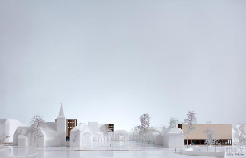 16(04)-A-CULTURAL-BUILDING_PERSPECTIVE_PHOTOGRAPHIE_MAQUETTE-01-copyright