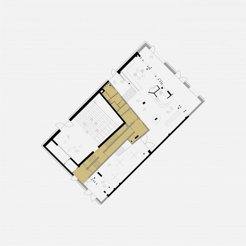 14(02)-A-CULTURAL-BUILDING_GEOMETRALE_CLASSIQUE_PLAN_PROJETE-01